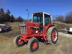 1981 International 1086 2WD Tractor