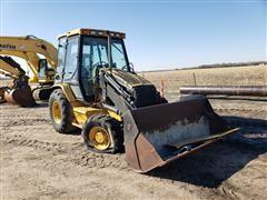Caterpillar 416C 4x4 Loader Backhoe
