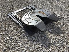 Holland Air Slide 5th Wheel Plate