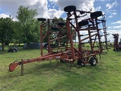 White 220 3 Section Field Cultivator