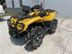 2008 Can-am Outlander 800 4X4 ATV
