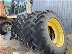Michelin 620/70R 46 Floater Tires