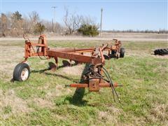 Case 400 Semi-Mounted 7-Bottom Plow