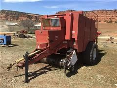 Freeman 1500 Big Square Baler