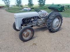 1951 Ferguson T0-20 2WD Tractor