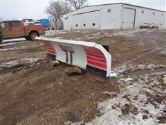 Blizzard 8611SS Snowplow Skid Steer Attachment