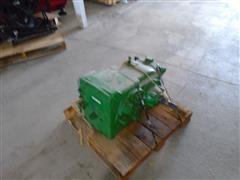 John Deere 7720 Rebuilt Combine Transmission