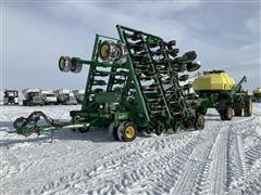 2015 John Deere 1895X/1910H Air Seeder & Air Cart