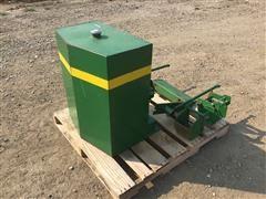 John Deere 4020 Auxiliary Fuel Tank