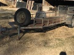1995 Shop Built ATV Utility Trailer