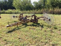 Tif-Way HRC-91 Hay Rake