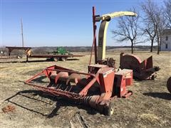 Gehl CB1040 Forage Harvester Attachment For Bi-Directional Tractor