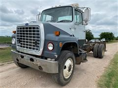 1985 Ford LN8000 S/A Cab And Chassis