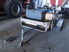 Miller Bobcat 250 Welder & Torch Trailer