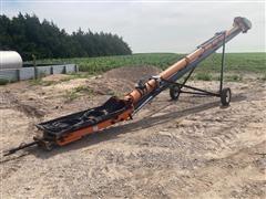 Batco 1535 Field Loader Hydraulic And Electric Drive Belt Conveyor