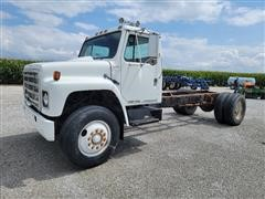 1985 International 1954 S-Series S/A Cab & Chassis