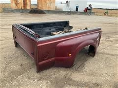 2000 Ford F350 Dually Pickup Box