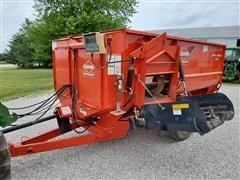KUHN 3130 Mixer Auger Wagon