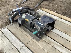 John Blue 20620 Chemical Injection Pump For Irrigation Pivot