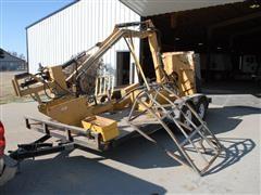 2007 Diamond Rear Cradle Rotary Boom Mower