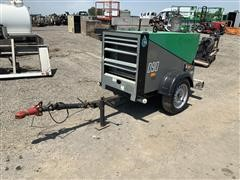 2015 Sullivan Palatek D90 Wheel Mount Portable Air Compressor