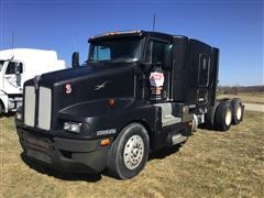 1991 Kenworth T600 T/A Truck Tractor
