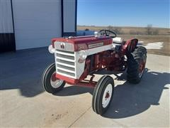 1959 International 240 2WD Tractor