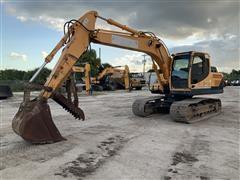 2014 Hyundai Robex 160LC-9A Excavator