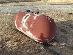 250-Gallon Used Oil Container