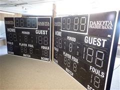 Daktronics Scoreboards