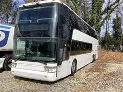 2009 Vanhool TD925 Double Decker Bus