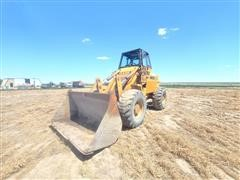 Case W24C Wheel Loader