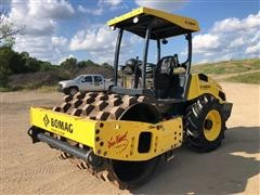 2016 BOMAG BW177PDH-5 Self-Propelled Vibratory Padfoot Compactor