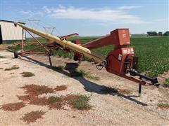 Westfield 130-71 Swing Hopper Auger