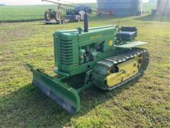 1950 John Deere MC Crawler Tractor
