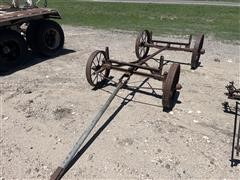 Antique Wagon Chassis