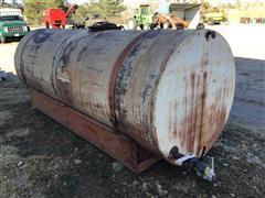 Clark 1000-Gal Oil Tank