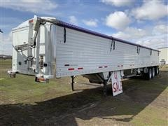 2018 Timpte Super Hopper Tri/A Grain Trailer