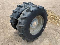 Valley 11R22.5 Recap Pivot Tires And Rims