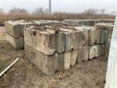 Concrete Bunker Blocks