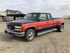 1994 GMC 3500 2WD Dually Pickup