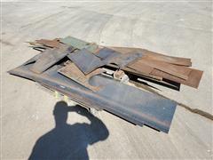 Diamond Tread Steel Stock & Scrap Metal