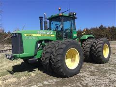 2000 John Deere 9300 4WD Tractor
