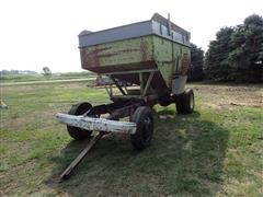Parker 530 Gravity Box On Truck Gear