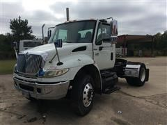 2006 International 4400 SBA S/A Truck Tractor (INOPERABLE - FOR PARTS ONLY))