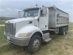 2006 Peterbilt 335 T/A Dump Truck