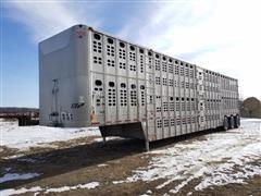 2010 Wilson PSDCL-402 Tri/A Cattle Pot