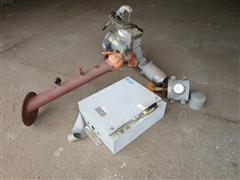 Berkeley 3x4 400 Gal Pump & Motor
