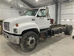 1997 GMC C6500 4x2 Cab & Chassis