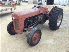 Massey Ferguson TO35 2WD Tractor